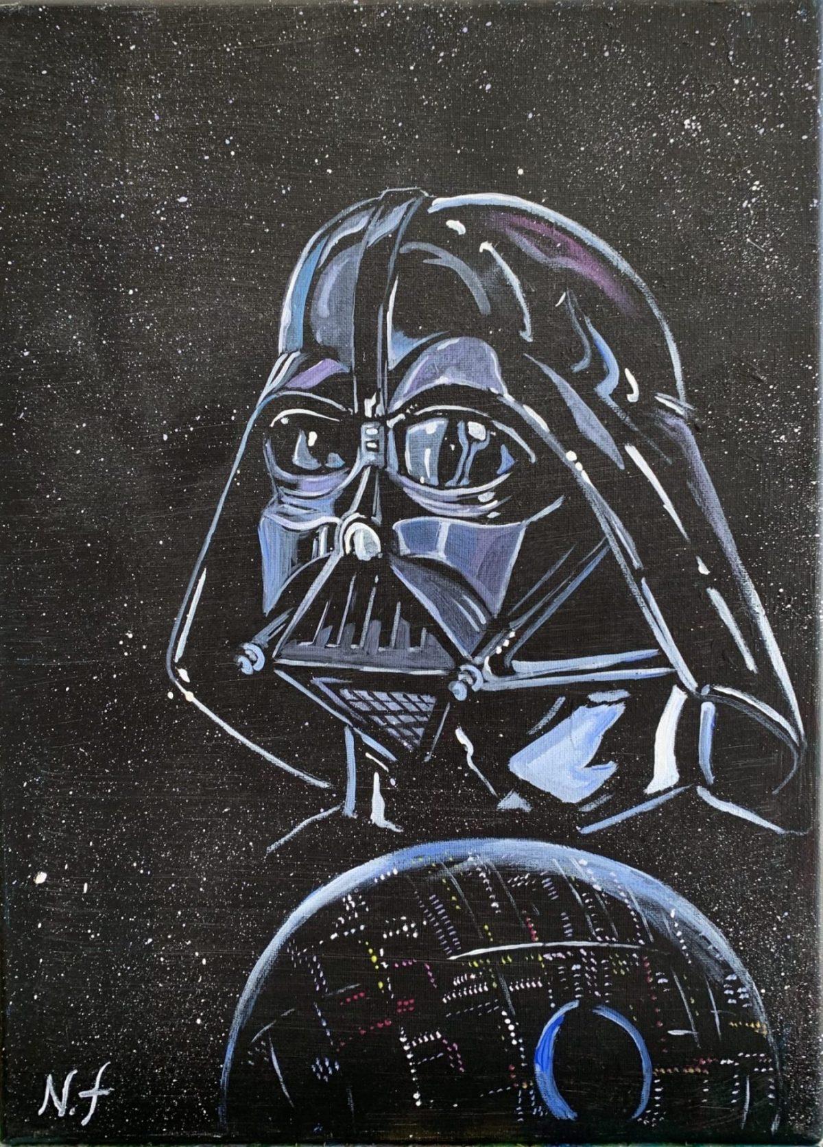 Oleo Darth Vader